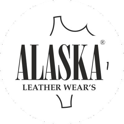 alaska leather wears przezroczyste logo