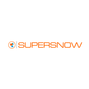 supersnow duże logo