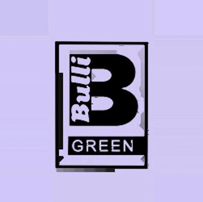 bulli green logo